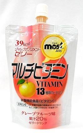 オリヒロ モストゼリー マルチビタミン 130g