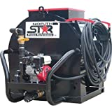 NorthStar Asphalt Sealcoating Skid Sprayer - Sprayer Only, 225-Gallon Capacity