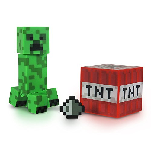 Minecraft 16503 - Creeper With Accessory