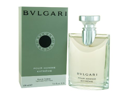 Bvlgari Extreme by Bvlgari for Men - 3.4 Ounce EDT Spray