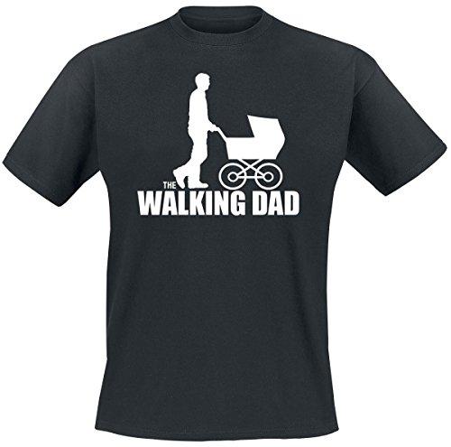 The Walking Dad T-Shirt nero M