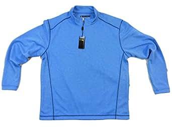 Pebble beach men 39 s performance golf 1 4 zip for Pebble beach performance golf shirt