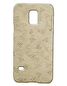 Pickpattern Back Cover for Samsung Galaxy S5 Mini SM - G800H