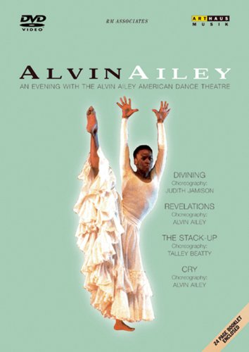 An Evening With the Alvin Ailey [DVD] [Import]