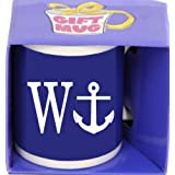 Funny Adult Humour Boxed Gift Mugs Work Fun Pranks Adult Birthday Tea Coffee (W - Anchor)