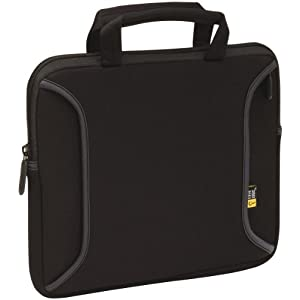 Case Logic LNEO-10 Ultraportable Neoprene Notebook/iPad Sleeve