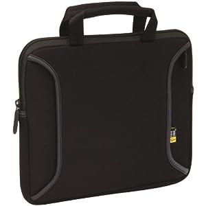 Case Logic LNEO-10 Ultraportable Neoprene Notebook/iPad Sleeve (Black)