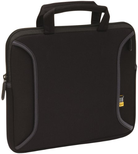 Case Logic LNEO-10 Ultraportable Neoprene Notebook/iPad Sleeve (Black)