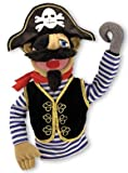 Pirate Hand Puppet - (Child)