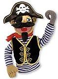 Pirate Hand Puppet - (Child) $14.99