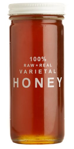 Bee Raw Maine Blueberry Honey - 10.5 Oz.