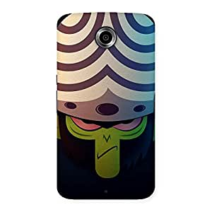 Premium Joj Multicolor Back Case Cover for Nexsus 6