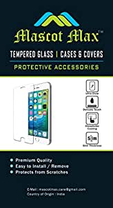 Gionee S6 tempered glass pack of 2 glass (Premium Tempered Glass Screen Protector 9H hardness tempered glass)