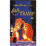 Lady And The Tramp [VHS] [1955]