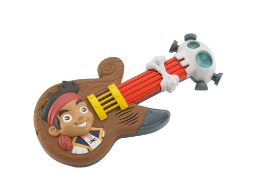Fisher-Price Disney'S Jake And The Never Land Pirates: Pirate Rock Guitar front-89532