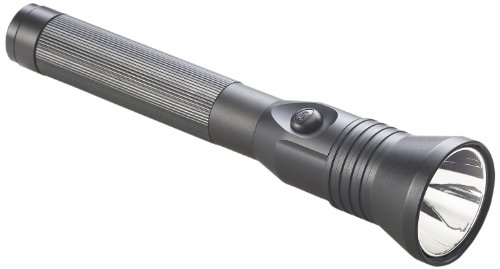 Streamlight 75884 Stinger Ds Led Hp High Power Rechargeable Flashlight With 12-Volt Dc Piggy-Back Charger