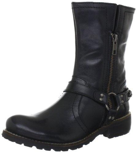 Gabor kids Britney new Boots Girls Black Schwarz (black) Size: 35