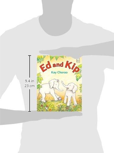 Ed and Kip (I Like to Read)