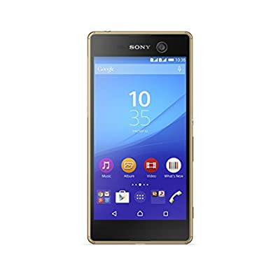 Sony Xperia M5 Dual 16 GB (Gold)