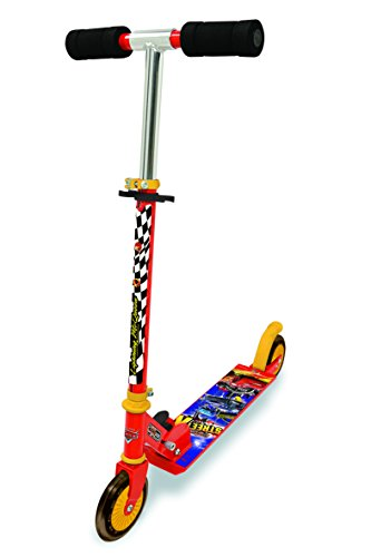 Smoby - 7/750311 - Cars X Street Patinette Pliable 2 Roues