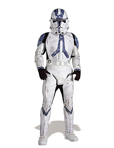 Baoer Clone Trooper Lg Child Kids Boys Costume