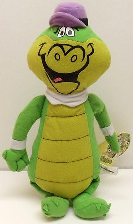 "Hanna-Barbera 12"" Plush Wally Gator Doll"