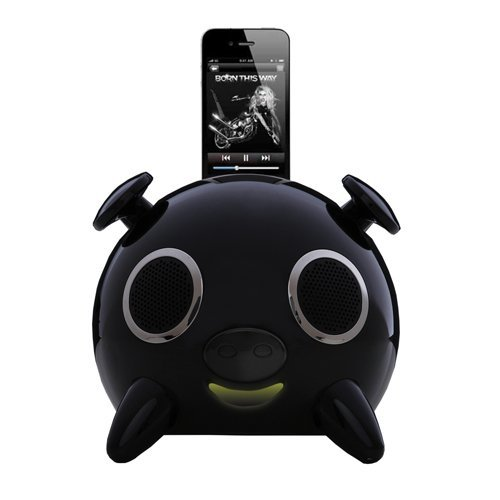 Lanchiya IPIG-BK Ipig Black Speaker