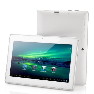 Tablets Netbooks Computer Pad E-reader Tablet Comparison Android Tablet 7 Inch Display, 1ghz Cpu, 512mb Ram, Front and Back Camera, 4gb Table Top Tablet Hotels Tablet Comparison Tablet Pc Tablets for Sale Tablet Vs Laptop Tablet Magazine Tablet Buying Gu