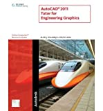 img - for [(AutoCAD Tutor for Engineering Graphics 2011)] [Author: Kevin Lang] published on (September, 2010) book / textbook / text book