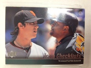 2010 Upper Deck San Francisco Giants Team Set BUSTER POSEY RC 23 Cards MINT by Upper Deck