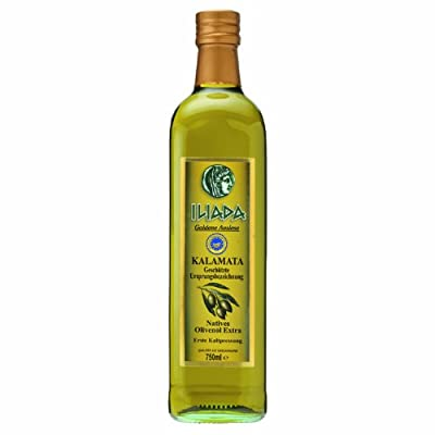Iliada Kalamata Greek Extra Virgin Olive Oils