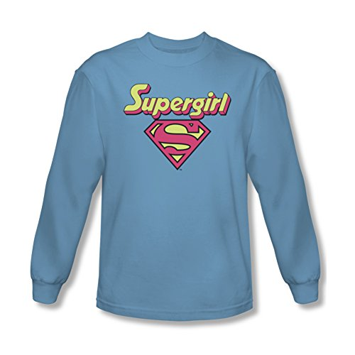 Supergirl I'm A Supergirl Long Sleeve T-Shirt