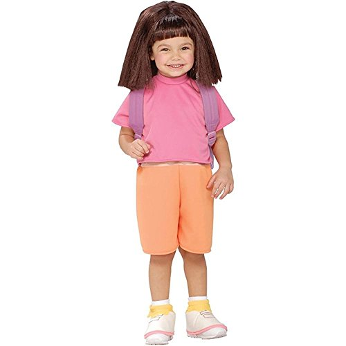 Dora the Explorer Toddler Halloween Costume - Toddler 2/4