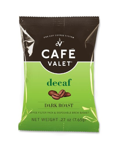 Cafe Valet Coffee for Cafe Valet Single Serve