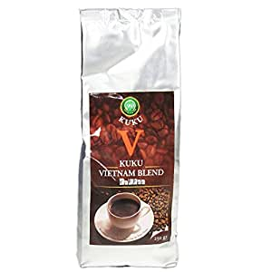 Amazon.com : KUKU (Kuku) coffee Vietnam blend 250g : Grocery & Gourmet