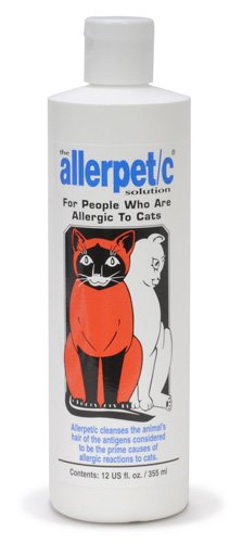 Allerpet Grooming Emollient, C for Cats, 12 oz