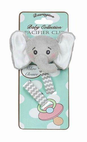 Bearington Baby Lil' Spout Pacifier Clip