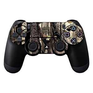 Protective Vinyl Skin Decal Cover for Sony PlayStation DualShock 4 Controller Sticker Skins Tree Camo