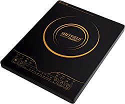 SHEFFIELD CLASSIC 3007 2000-Watt Touch Screen Induction Cooktop