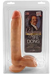 California Exotics Ron Jeremy Dildo, 9.75 Inches