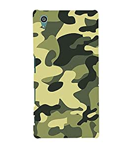 Oil Painting 3D Hard Polycarbonate Designer Back Case Cover for Sony Xperia Z5 :: Sony Xperia Z5 Dual (5.2 Inches)