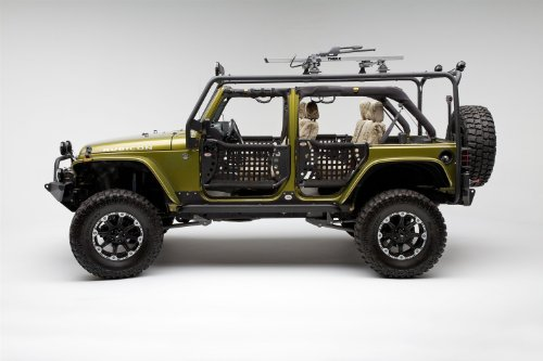 Body Armor 4x4 JK-6124-2 Roof Rack - Box 2 of 2 (Jeep Roof Rack Wrangler compare prices)