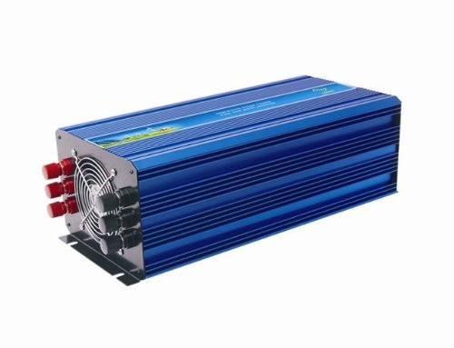 Ten-High 6000W 48V Off Grid Pure Sine Wave Power Inverter Ac110V Solar & Wind Inverter