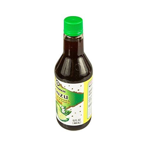 Kikkoman Ponzu Lime, 15 Ounce (Citrus Soy Sauce compare prices)