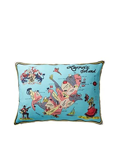 Christian Lacroix Lacroix Island Lagon Pillow