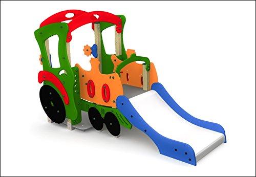 Kleinkind Rutsche URBAN RAIL für öffentliche Spielplätze & Einrichtungen jetzt bestellen
