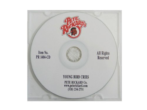 Pete Rickard's 1404CD Young Bird Cries CD