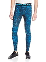 Under Armour Leggings Técnicos Fitness CG Novelty (Azul)