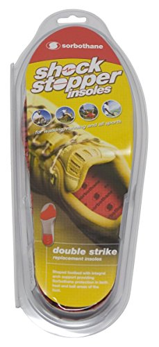 Double Strike Insoles - size 10