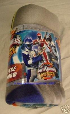 Power Rangers Operation Overdrive Fleece Blanket